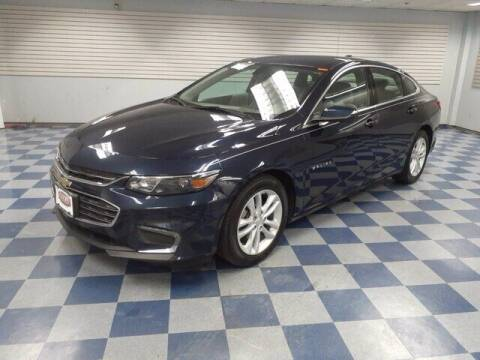 2017 Chevrolet Malibu for sale at Mirak Hyundai in Arlington MA