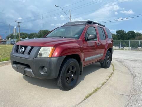 2006 Nissan Xterra for sale at Xtreme Auto Mart LLC in Kansas City MO