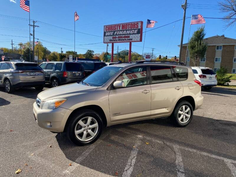 2006 Toyota RAV4 for sale at Christy Motors in Crystal MN