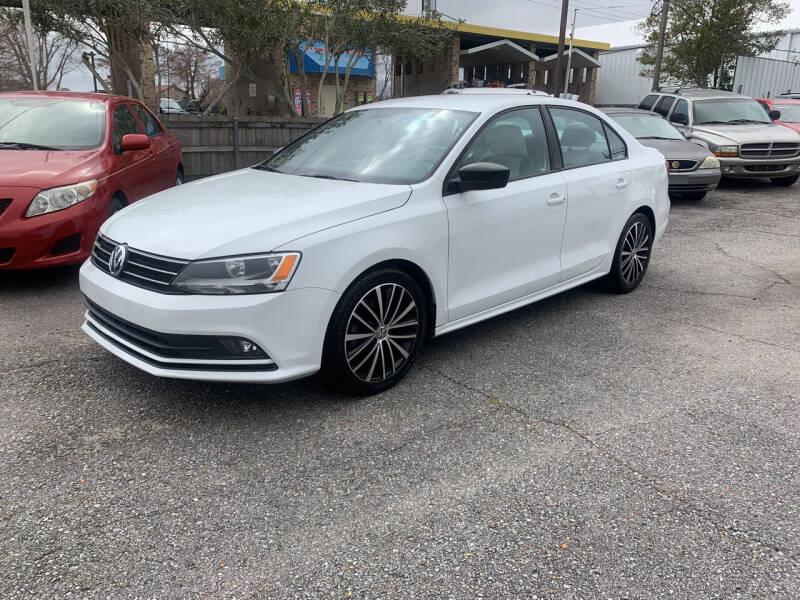 2015 Volkswagen Jetta for sale at G & L Auto Brokers, Inc. in Metairie LA