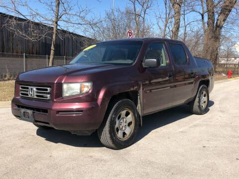 2008 Honda Ridgeline for sale at Posen Motors in Posen IL