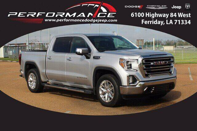 2019 GMC Sierra 1500 for sale at Performance Dodge Chrysler Jeep in Ferriday LA
