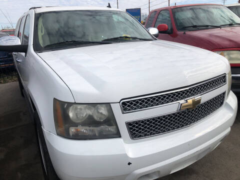 2009 Chevrolet Suburban for sale at Auto Access in Irving TX