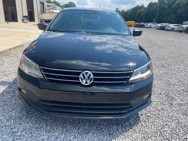 2015 Volkswagen Jetta for sale at Alpha Automotive in Odenville AL