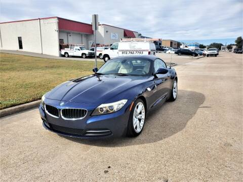 2009 BMW Z4 for sale at Image Auto Sales in Dallas TX