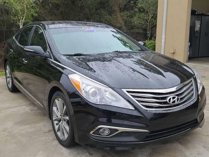 2016 Hyundai Azera for sale at Jeff's Auto Sales & Service in Port Charlotte FL