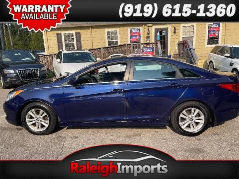 2013 Hyundai Sonata for sale at Raleigh Imports in Raleigh NC