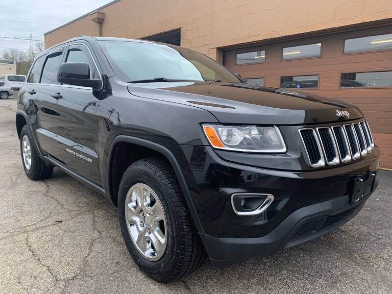 2014 Jeep Grand Cherokee for sale at Martys Auto Sales in Decatur IL