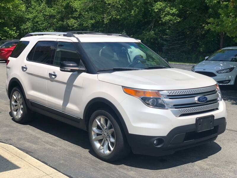 2015 Ford Explorer for sale at Elite Auto Sales in North Dartmouth MA