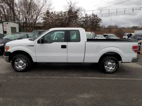 2009 Ford F-150 for sale at Howe's Auto Sales in Lowell MA