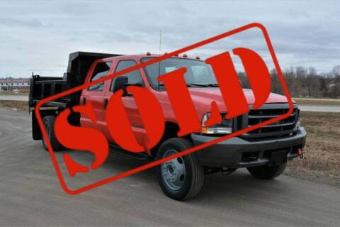 2003 Ford F-450 for sale at Signature Truck Center - Other in Crystal Lake IL