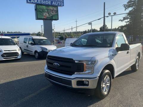 2019 Ford F-150 for sale at Lakeside Auto in Lynnwood WA