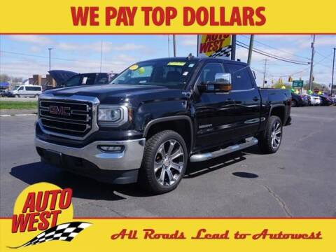 2017 GMC Sierra 1500 for sale at Autowest Allegan in Allegan MI