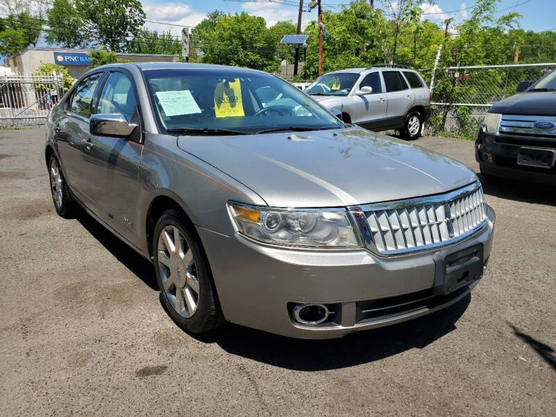2009 Lincoln MKZ for sale at New Plainfield Auto Sales in Plainfield NJ