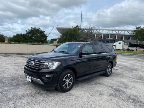 2018 Ford Expedition MAX for sale at EA Motorgroup in Austin TX