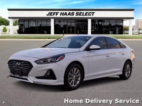 2018 Hyundai Sonata for sale at JEFF HAAS MAZDA in Houston TX