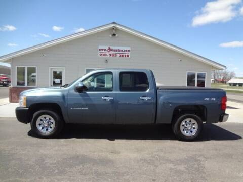 2013 Chevrolet Silverado 1500 for sale at GIBB'S 10 SALES LLC in New York Mills MN