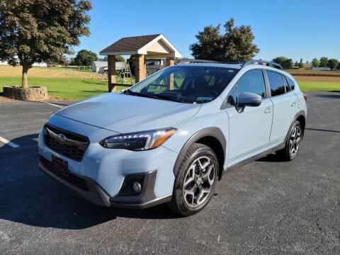 2018 Subaru Crosstrek for sale at John Huber Automotive LLC in New Holland PA