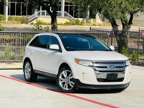 2011 Ford Edge for sale at Texas Drive Auto in Dallas TX