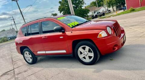 2010 Jeep Compass for sale at Island Auto Express in Grand Island NE