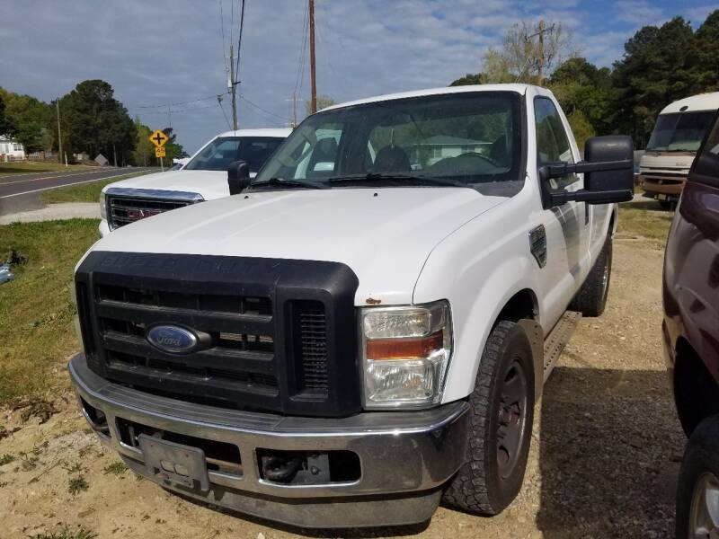 2008 Ford F-350 Super Duty for sale at Arkansas Wholesale Auto Sales in Hot Springs AR