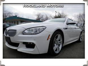 2015 BMW 6 Series for sale at Rockland Automall - Rockland Motors in West Nyack NY