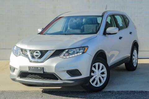 2016 Nissan Rogue for sale at Cannon Auto Sales in Newberry SC