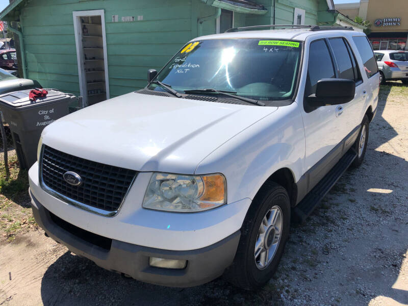 2003 Ford Expedition for sale at Castagna Auto Sales LLC in Saint Augustine FL
