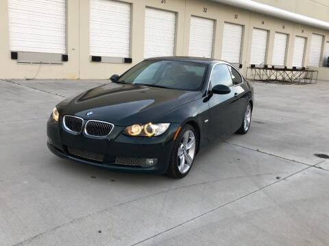 2007 BMW 3 Series for sale at EUROPEAN AUTO ALLIANCE LLC in Coral Springs FL