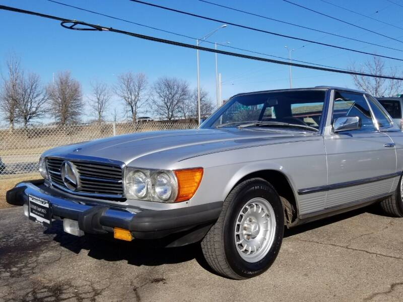 1981 Mercedes-Benz 380-Class for sale in Rolling Meadows, IL