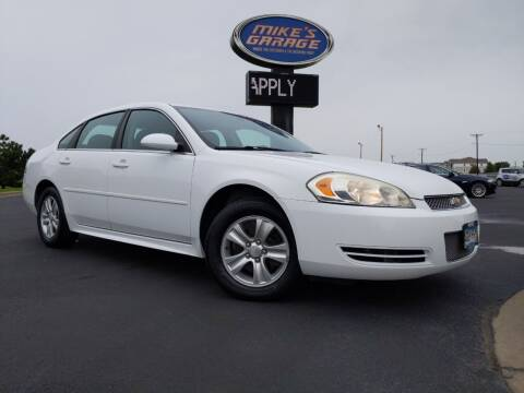 2013 Chevrolet Impala for sale at Monkey Motors in Faribault MN