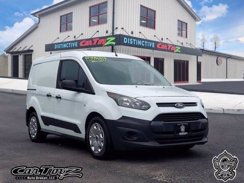 2015 Ford Transit Connect Cargo for sale at Distinctive Car Toyz in Egg Harbor Township NJ