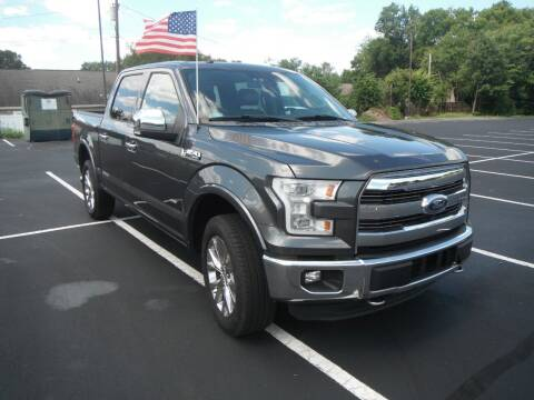 2016 Ford F-150 for sale at Morelock Motors INC in Maryville TN