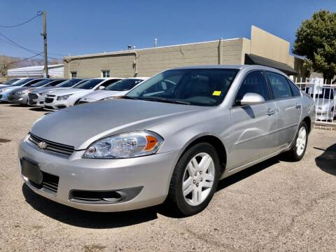 2007 Chevrolet Impala for sale at Top Gun Auto Sales, LLC in Albuquerque NM