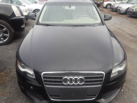 2009 Audi A4 for sale at M & M Auto Brokers in Chantilly VA