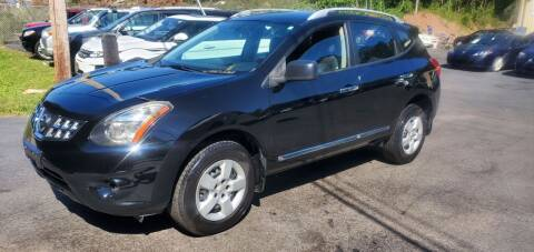 2014 Nissan Rogue Select for sale at GEORGIA AUTO DEALER, LLC in Buford GA