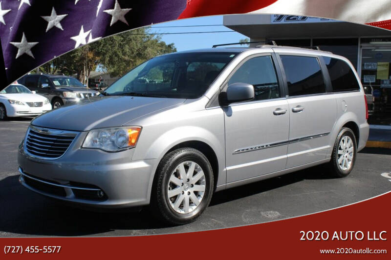 2014 Chrysler Town and Country for sale at 2020 AUTO LLC in Clearwater FL