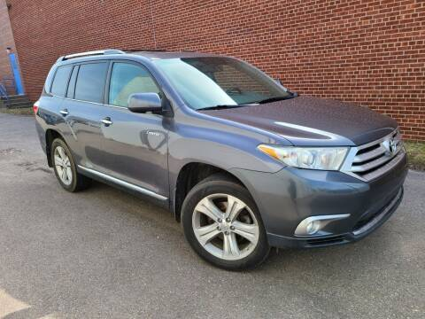 2012 Toyota Highlander for sale at Minnesota Auto Sales in Golden Valley MN