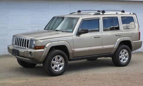 2006 Jeep Commander for sale at Kohmann Motors & Mowers in Minerva OH