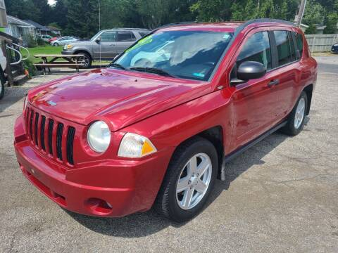 2010 Jeep Compass for sale at Johnny's Motor Cars in Toledo OH