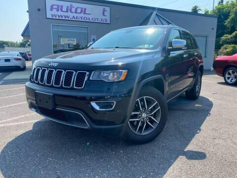 2017 Jeep Grand Cherokee for sale at AUTOLOT in Bristol PA