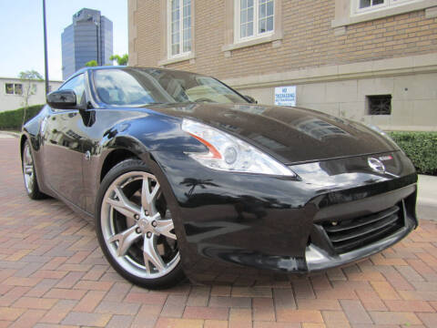 2009 Nissan 370Z for sale at FLORIDACARSTOGO in West Palm Beach FL