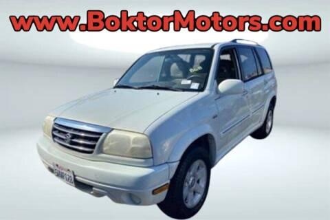 2003 Suzuki XL7 for sale at Boktor Motors in North Hollywood CA