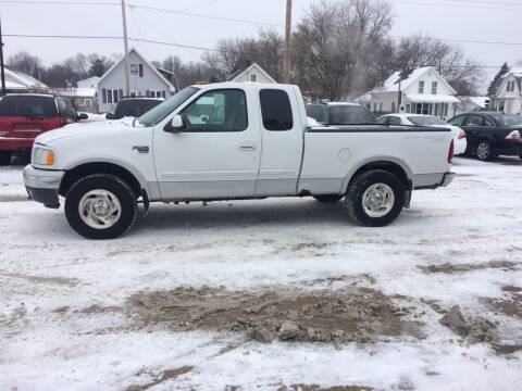 2001 Ford F-150 for sale at Velp Avenue Motors LLC in Green Bay WI