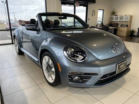 2019 Volkswagen Beetle Convertible for sale at Sterling Motorcar in Ephrata PA