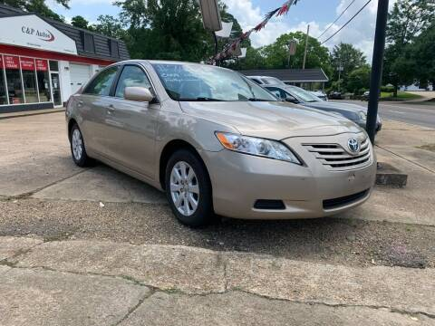 2009 Toyota Camry for sale at C & P Autos, Inc. in Ruston LA