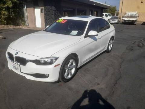 2013 BMW 3 Series for sale at Nor Cal Auto Center in Anderson CA