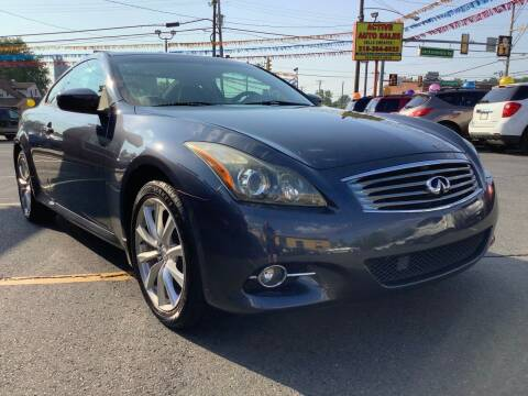 2011 Infiniti G37 Coupe for sale at Active Auto Sales in Hatboro PA