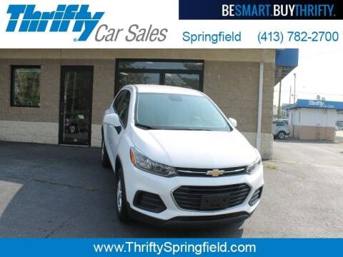 2018 Chevrolet Trax for sale at Thrifty Car Sales Springfield in Springfield MA