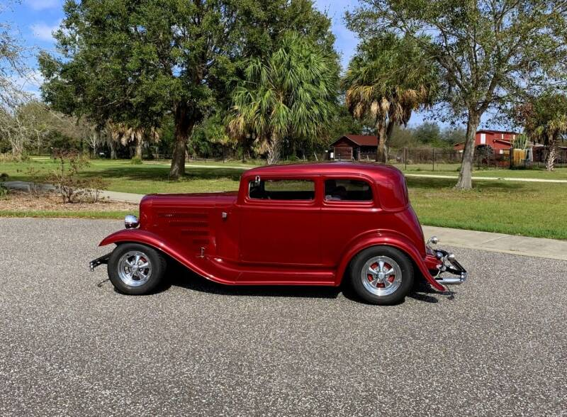 1932 Ford Vicky for sale at P J'S AUTO WORLD-CLASSICS in Clearwater FL